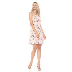 Cupcake and Cashmere Corralyn Floral print Halter